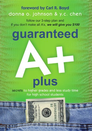 Guaranteed A+PLUS High School Book