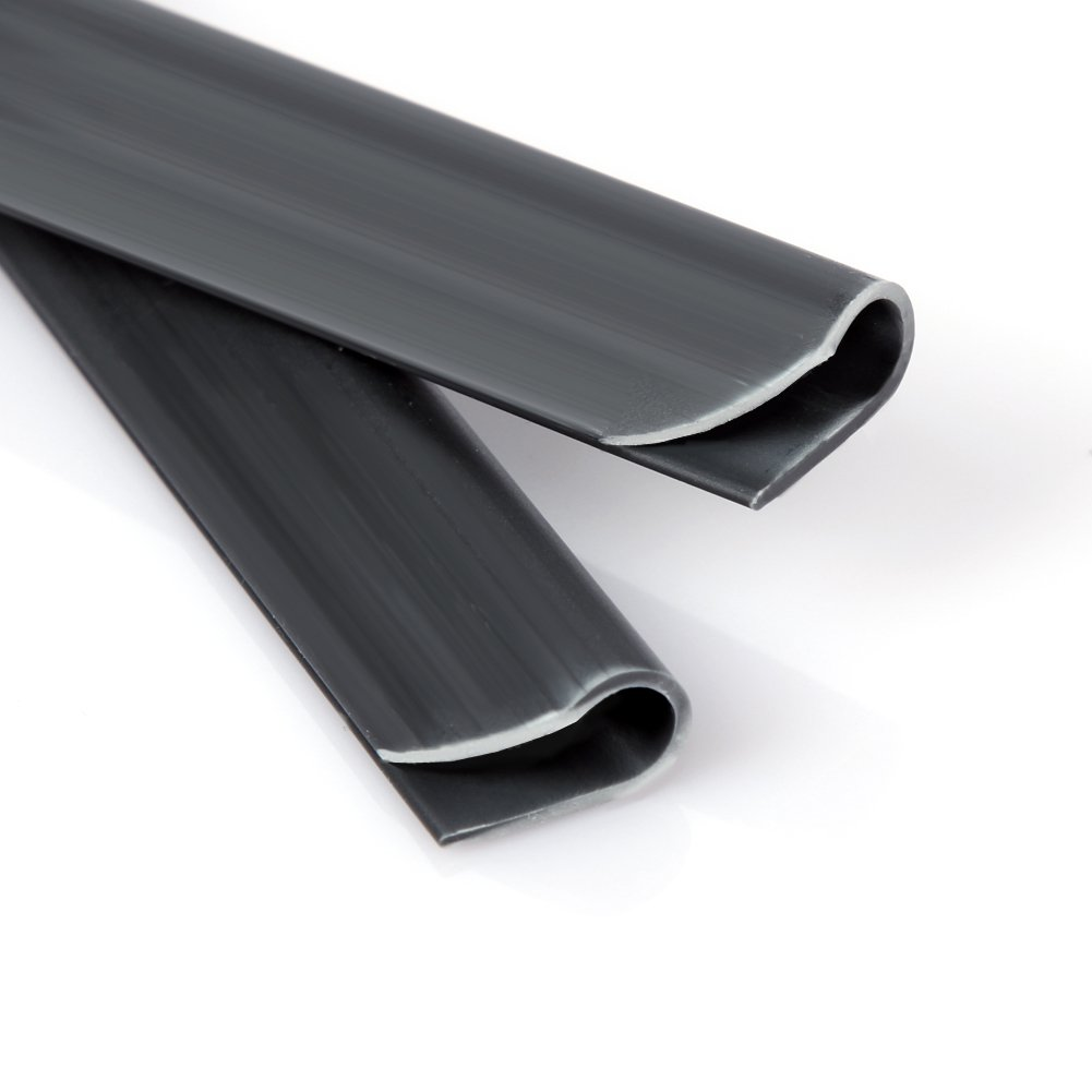 Dazone 24/Pezzi PVC Vista Pellicole di Protezione Vista Clip di Fissaggio a Vite di Fissaggio