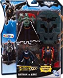 Batman The Dark Knight Rises Quicktek Action Figures - Batman vs. Bane (Colors Vary)