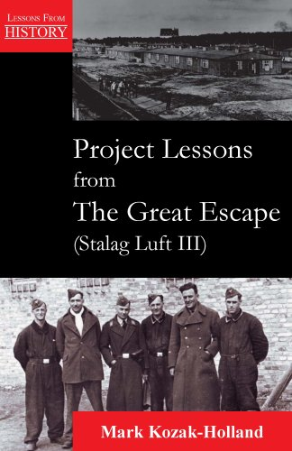Project Lessons from The Great Escape (Stalag Luft III) (Lessons from History)