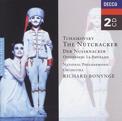 Tchaikovsky: The Nutcracker / Offenbach: Le Papillon