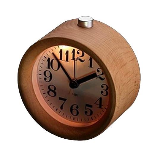 7°MR Despertador Despertadores Reloj Alarma Reloj Despertador de ...