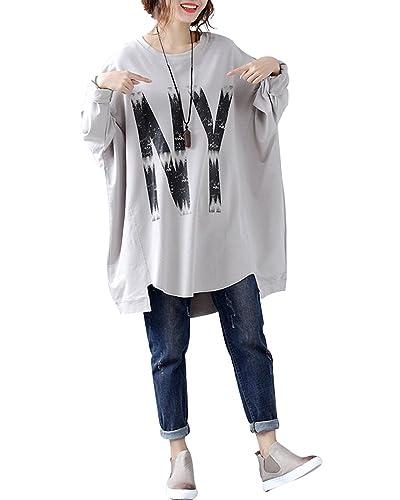 Mrs Duberess - Camisas - Básico - Cuello redondo - para mujer