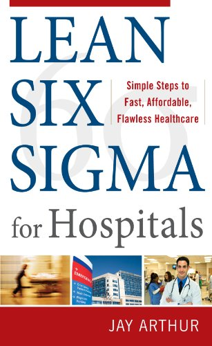 Lean Six Sigma for Hospitals: Simple Steps to Fast, Affordable, and Flawless Healthcare Pdf