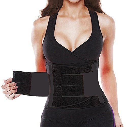 Dob Waist Trainer Belt Waist Cincher For Women Slimming Body Shaper Sport Girdle With Dual Adjustable