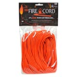 550 Fire Cord Safety Orange, 50 Ft.