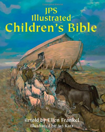 JPS Illustrated Children's Bible by The Jewish Publication Society