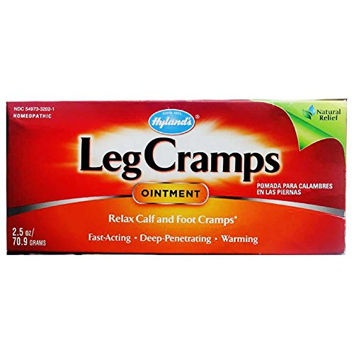 Hyland's Leg Cramps Ointment 2.50 oz (Pack of 4)