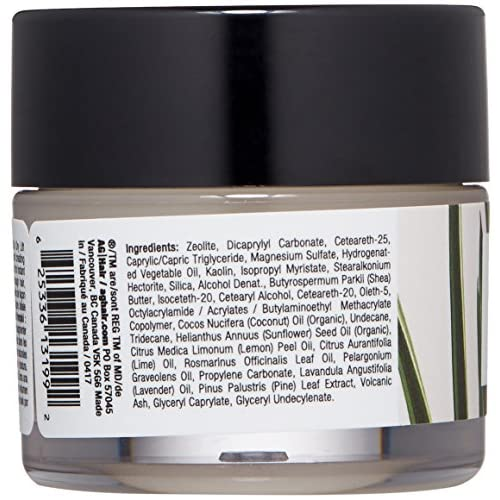 AG Hair Natural Dry Lift Texture And Volume Paste 1.5 Fl Oz