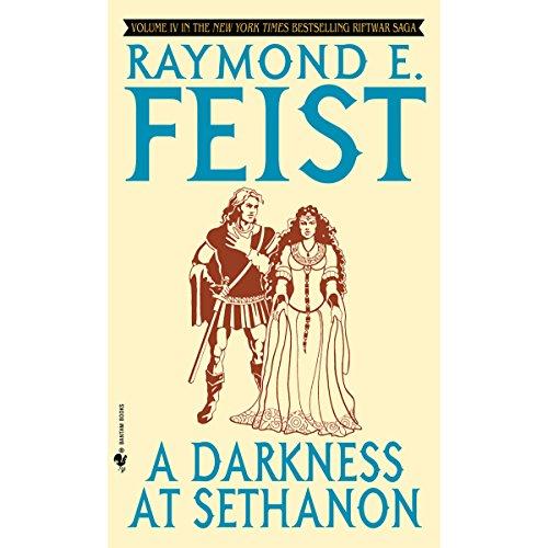 A Darkness at Sethanon: Riftwar Cycle: The Riftwar Saga, Book 4