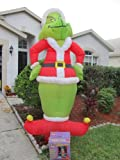 Inflatable Grinch
