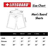 LIFEGUARD Officially Licensed Men's Board Shorts