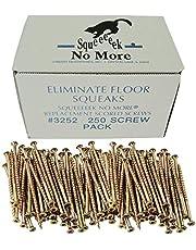 O'Berry 3252 Squeeeeek No More Floor Screws 250 per Package by Squeeeeek-No-More