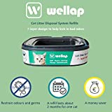 Cat Litter Disposal System Refills Compatible