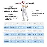 BALEAF Men's Cotton Active Sweatpants Warm up Tear