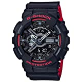 Casio G-Shock GA110HR-1A Black/Red / One Size