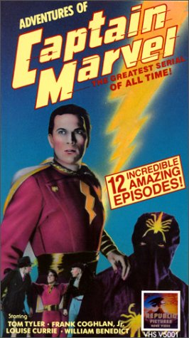 Adventures of Captain Marvel [VHS]: Amazon.de: DVD & Blu-ray