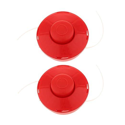 FLAMEER 2 Piezas Universal Cabezal de Corte de 2 Líneas para ...
