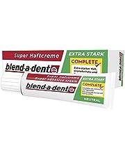 Blend-a-dent Super hechtcrème Complete extra sterk -neutraal, verpakking van 12 (12 x 47 g)