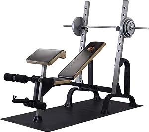 Resilia Heavy-Duty Protective Floor Mat for Exercise Equipment
