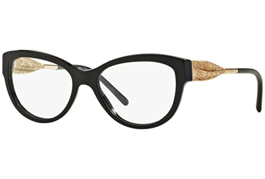 5747fba4dd4 Burberry BE 2210 Eyeglasses 3001 Black at Amazon Men s Clothing store