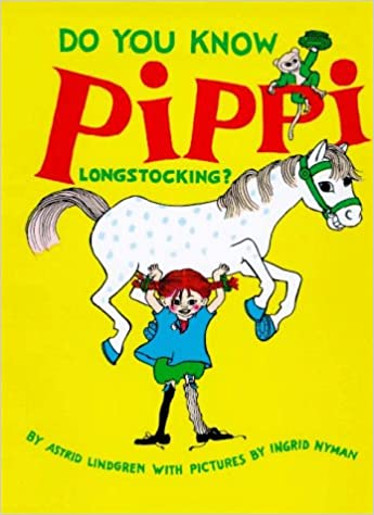 Image result for pippi book visit sweden
