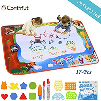 Amazon Com Brotou Water Doodle Mat For Kids Toy Gifts