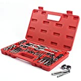 Best Choice 40-Piece Tap and Die Set - SAE Inch