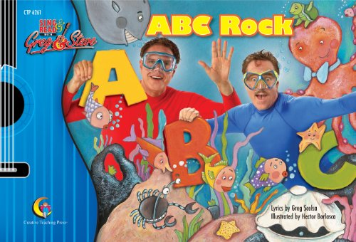 ABC Rock, Sing & Read with Greg & Steve (Greg & Steve Readers)