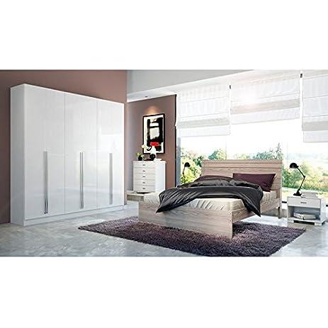 Amazon.com: Manhattan Comfort Eldrige Collection 6 Door ...