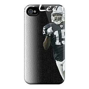 Great Hard Phone Cases For iPhone 6 4.7 With Customized Beautiful Oakland Raiders Pictures JamieBratt