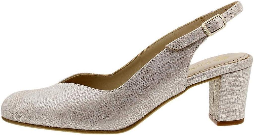 Zapato Cómodo Mujer Salón 180229 PieSanto