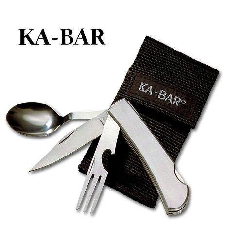 Kabar Stainless Steel Original Hobo All-Purpose Knife, Outdoor Stuffs