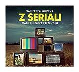 Muzyka z Serialii - Maciej Ulewicz Prezentuje [CD]