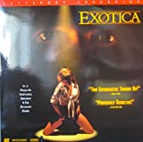 EXOTICA - Laserdisc NOT an import