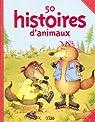 50 histoires d'animaux par Lito