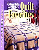 Mountain Mist Quilt Favorites, Oxmoor House Staff, 0848716698