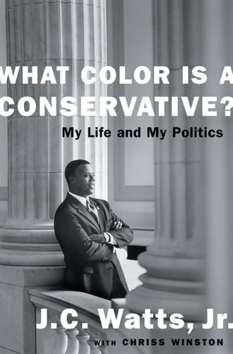 Download What Color Is a Conservative?: My Life and My Politics pdf