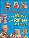 Dictionnaire des Rois et Reines de France par Coppin