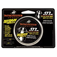 Daisy Outdoor Products Winchester Maximum Velocity .177-Caliber Air Gun Pellets