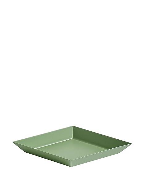 Kaleido XS - Bandeja verde oliva/19x11cm: Amazon.es: Hogar