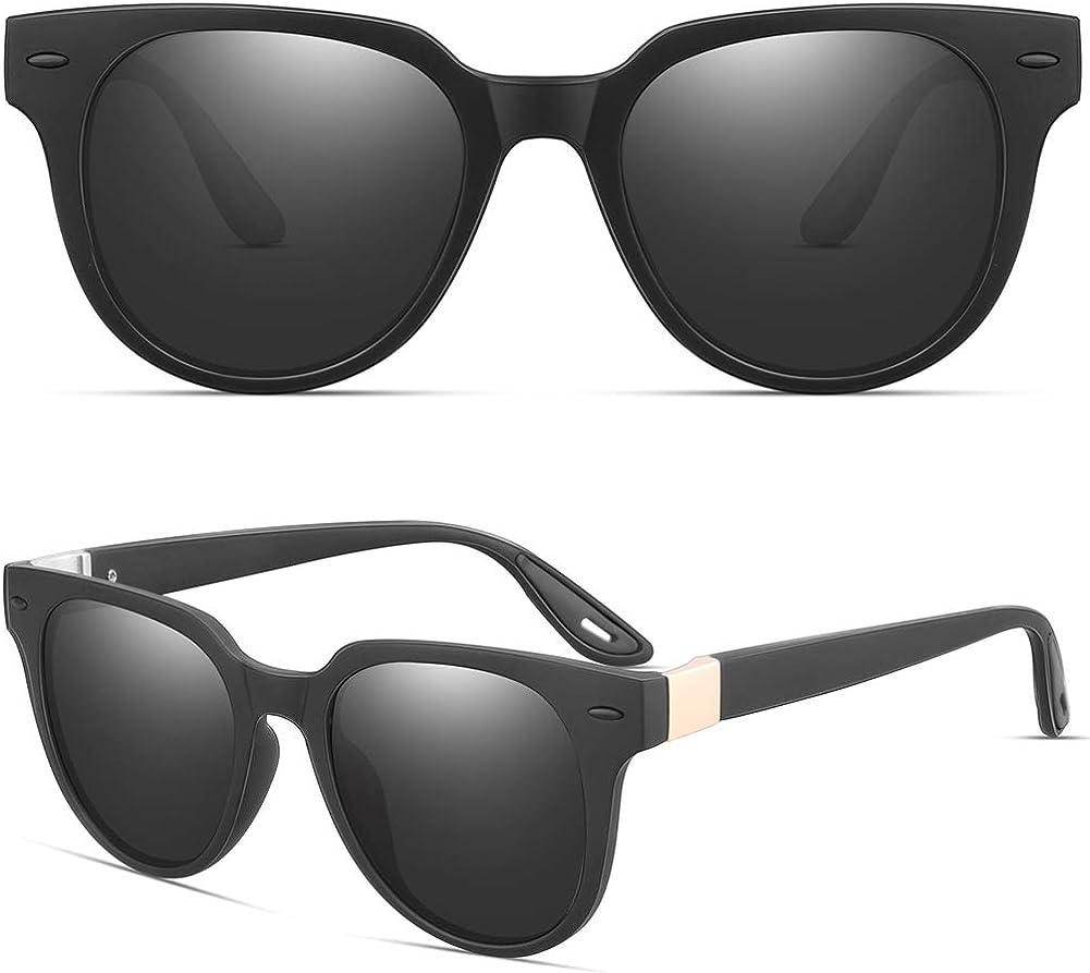 NEW BLACK SUNGLASSES DESIGNER MENS LADIES WOMENS RETRO VINTAGE LARGE BIG UV400