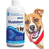 Freshens Dog and Cat Breath - Safe and Effective Dental Water Additive - Reduces Plaque and Tartar - Vet Recommended - Simply Add to Water - 17 Ounce - Original