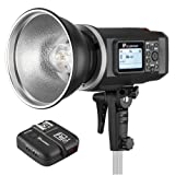 Flashpoint XPLOR 600 HSS TTL Battery-Powered Monolight with Built-in R2 2.4GHz Radio Remote System and R2 Transmitter for Fuji (Bowens Mount) (AD600)