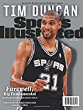 Sports Illustrated Tim Duncan Special Retirement