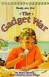 The Gadget War, Betsy Duffey, 0140348719