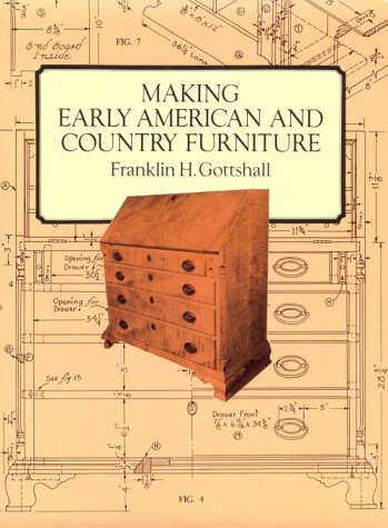 American Country Furniture - Making Early American and Country Furniture