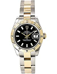 Datejust automatic-self-wind womens Watch 179313 (Certified Pre-owned)