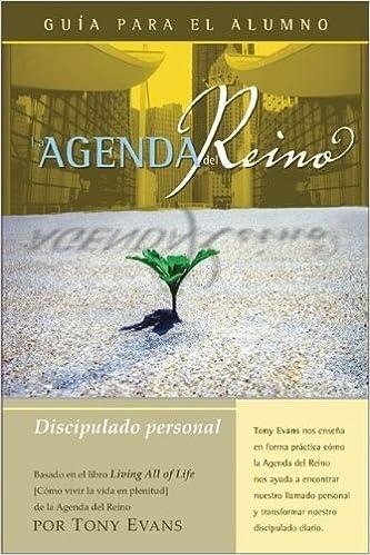 La Agenda del Reino :Discipulando personal Spanish Edition ...