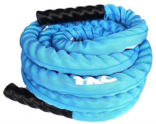 Battle Rope in Blue (30 ft. L) by TKO